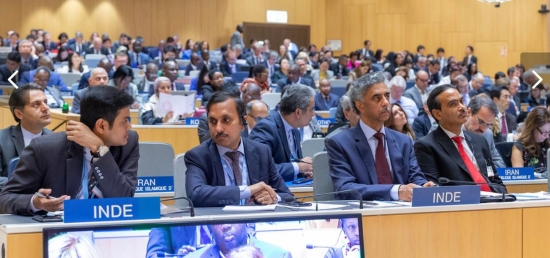 Indian Delegation during the WIPO General Assembly 2019 (30th September 2019 to 09th October 2019)