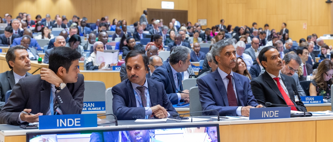 Indian Delegation in the WIPO General Assembly 2019